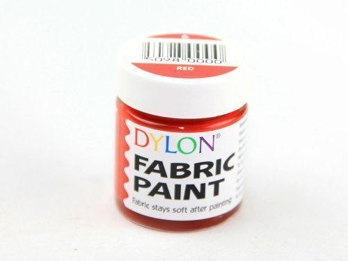 dylon-fabric-paint-red-25ml
