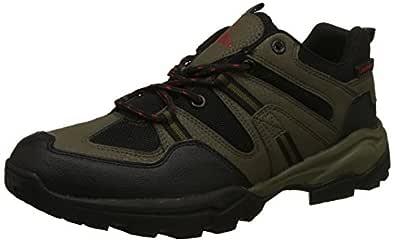 Power Men's Punk Olive Running Shoes-11 UK/India (45 EU) (8397020)