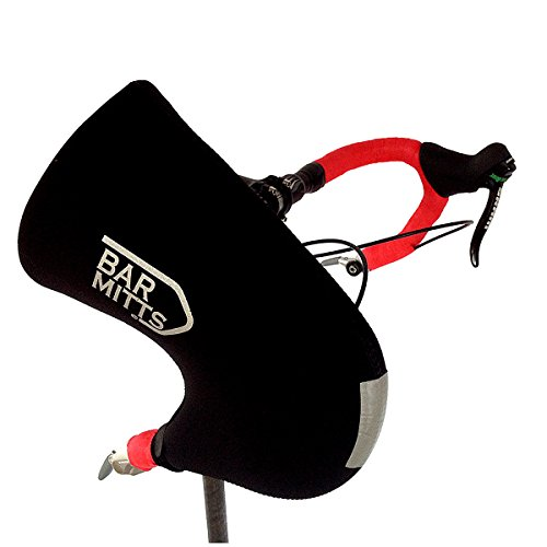 Bar Mitts Road Bike End Shifters Bar, Black by Bar Mitts