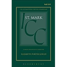 St. Mark (International Critical Commentary)