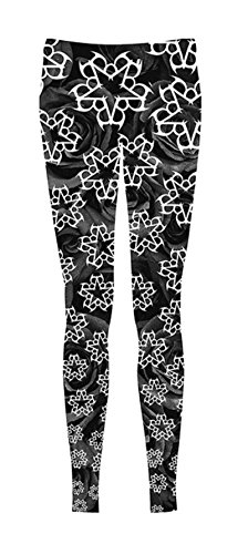 Black Veil Brides -  Leggings  - Donna nero Small
