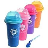 Lot de 4 Magic Freez-Mug - Bleu