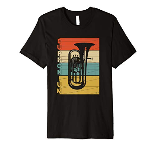 Vintage Euphonium T-Shirt Distressed
