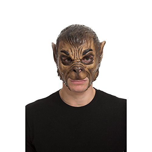 viving Kostüme viving costumes204548Werwolf Maske (One Size)
