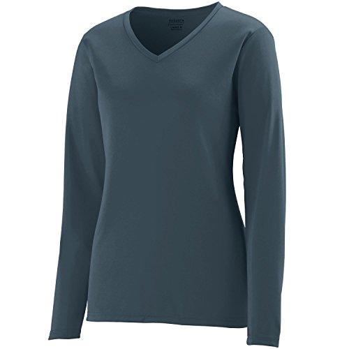 Augusta - T-shirt de sport - Femme gris - Gris foncé