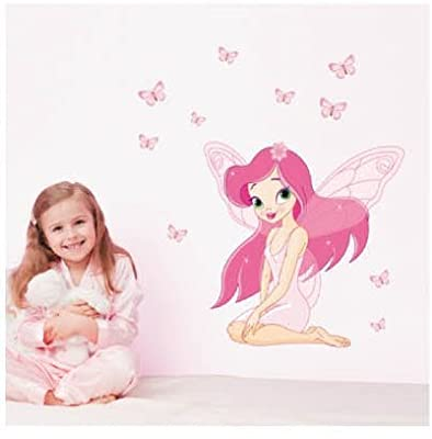 Large Fairy Wall Stickers for child's Room