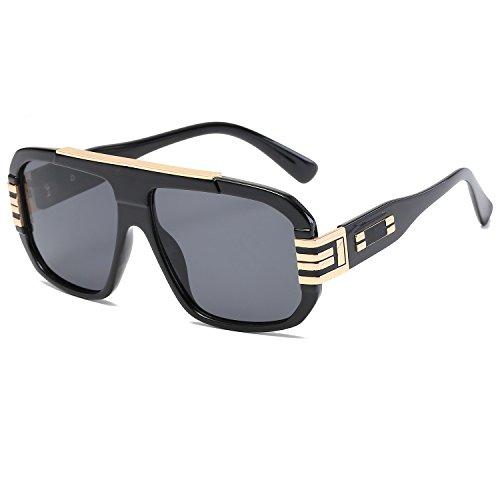 CVOO Fashion Vintage Square Sunglasses Women Brand Designer Clear Lens Glasses Unisex Plain Eyeglass Optical Transparent
