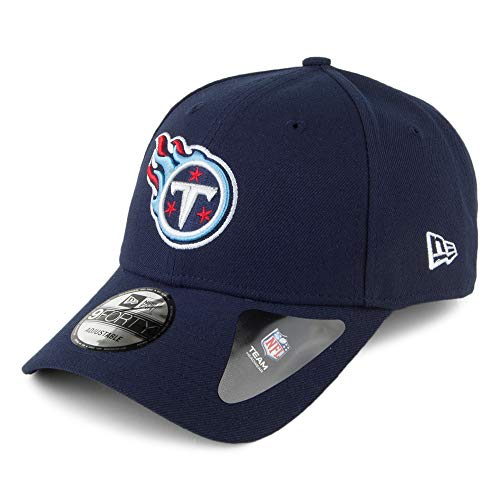 Casquette 9FORTY The League Tennessee Titans Bleu Marine New Era - Ajustable