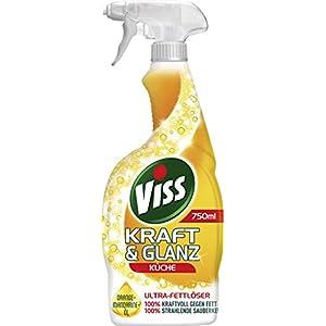 Viss Kraft & Glanz Reiniger Spray Küche, 750 ml