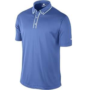 Nike - Polo -  Homme Comme sur l'image -  - Distance Blue - Medium