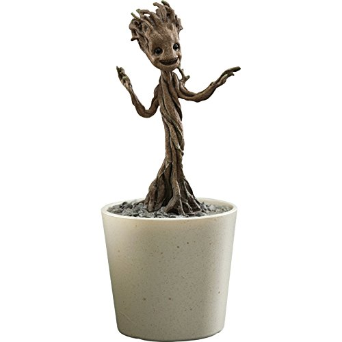 Hot Toys - Figurina Guardians of the Galaxy - Baby Groot Hot Toys 12cm - 4897011176352