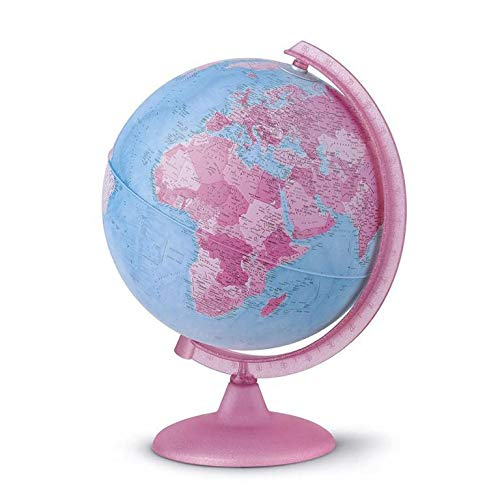 0325PIPIITKKK046 Globus, Durchmesser 25cm, Pink
