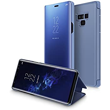 coque galaxy note 9 view case