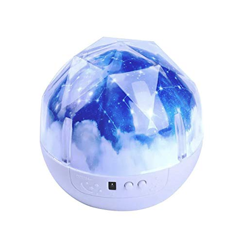 Cosmic night light projection lamp Starry sky projection lamp for bedroom