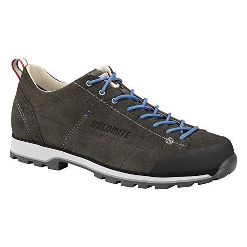 Dolomite Unisex-Erwachsene Zapato Cinquantaquattro Low Trekking- & Wanderhalbschuhe, Anthrazit/Blau, 43 1/3EU