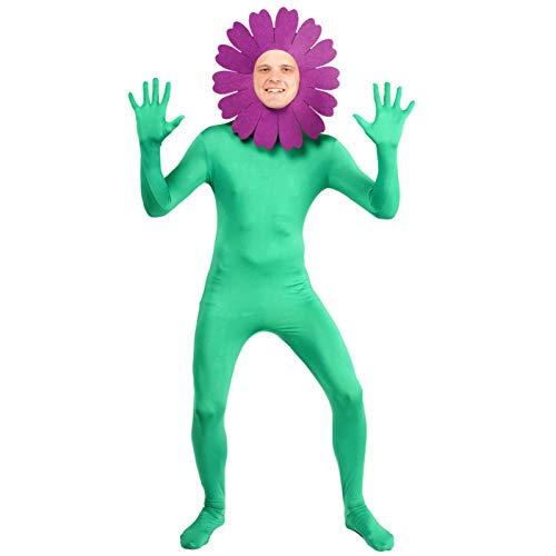 Kostüm Sonnenblume Halloween - ZAOWEN Halloween Kostüm Halloween Man Sunflower Emoji Kostüme Verschiedene Arten Von Sonnenblumen Funny Dress Für Karneval Party Kostüme