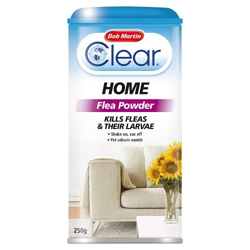 Bob Martin Clear Home Flea Powder, 250g