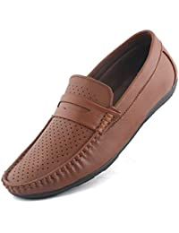 Redfoot Men's Leather Loafer