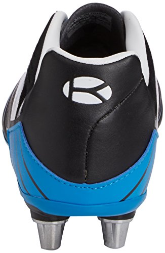Kooga Advantage, Chaussures de Rugby Homme Noir (black/blue)
