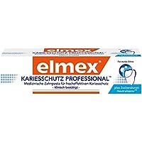 elmex KARIESSCHUTZ PROFESSIONAL Zahnpasta, 3er Pack (3 x 75 ml)
