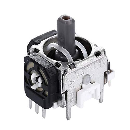 LasVogos Hot 3D-Joystick für Achse Analog-Sensor-Modul Ersatz für Playstation für PS4-Controller Großhandel (Schwarz)