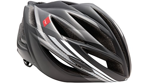 MET HELM FORTE 59-62CM ANTHRACITE/WHITE