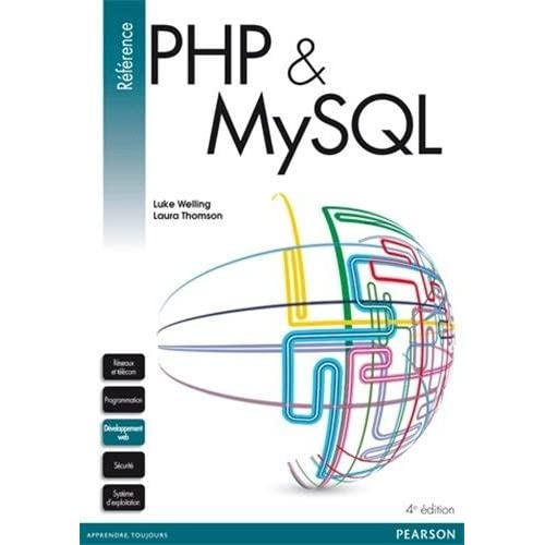 Php & mysql 4e reference by Thomson Laura Welling Luke (November 05,2012)
