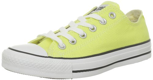 Converse Ctas Core Ox, Baskets mode mixte adulte Jaune (Jaune Pale)