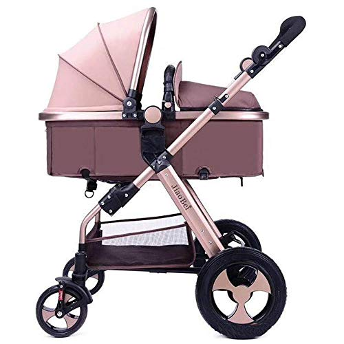 ZhiGe Kinderwagen Sport Senior-Kinderwagen Sitz liegende hohe Landschaft Baby Kinderwagen Kinder...