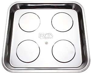 BGS 1151 Bol magnétique Argent, 265x290 mm