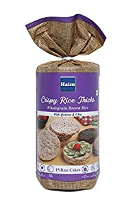 Haim Wholegrain Brown Rice with Quinoa and Chia Seeds (Pack of 4)