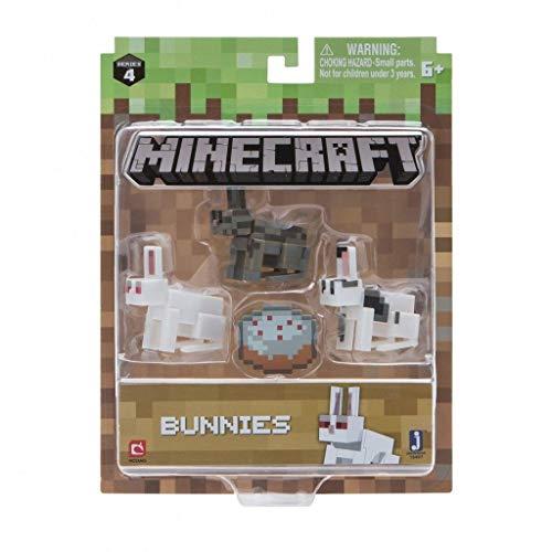 Minecraft 16497 Chase Bunnies Figure