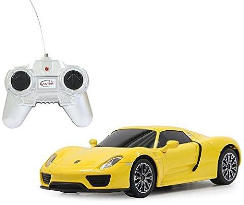 RC Porsche 918 Spyder - ferngesteuert - inkl. Fernbedienung -