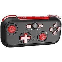 Teepao - Mando de Juegos inalámbrico para Smartphones Androis/iOS, tabletas, PC,