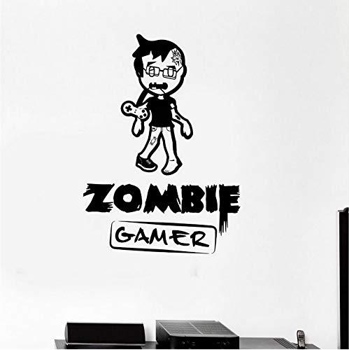 (Wandaufkleber Junge Teen Room Decor Abnehmbare Vinyl Gamer Wallpaper 30x42 cm)
