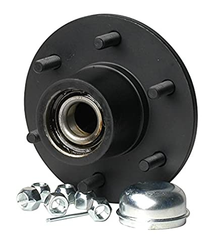"C.E. Smith C. E. Smith Trailer Hub Kit - Tapered Spindle - 6x5. 5"" Stud - 3, 000lb Capacity"