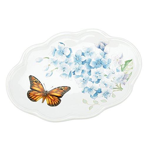 Lenox Butterfly Meadow Floral Garden Lotion Spender Seifenschale blau Butterfly Meadow China