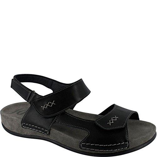 Jaco Womens Else Sandal Black *