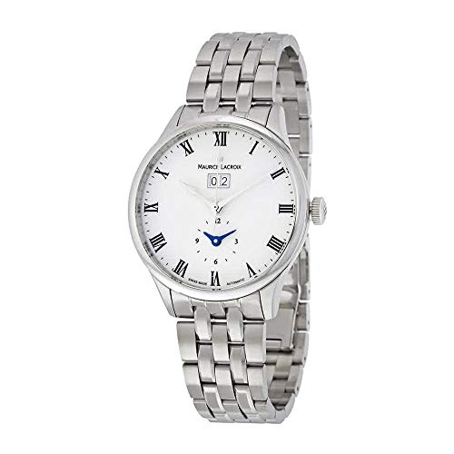 Maurice Lacroix Masterpiece Date GMT Mens Watch MP6707-SS002-112