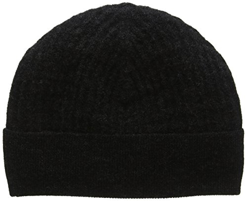 filippa-k-mens-m-boiled-wool-plain-beanie-grey-dk-grey-m-one-size