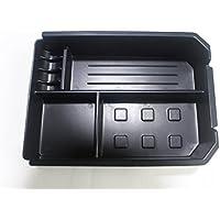 Xuniu Car Center Console Armlehnen Box Handschuhfach Sekund/ärspeicher F/ür Nissan Rogue X-Trail 2014-2017 21,5x16,8x6,5 cm
