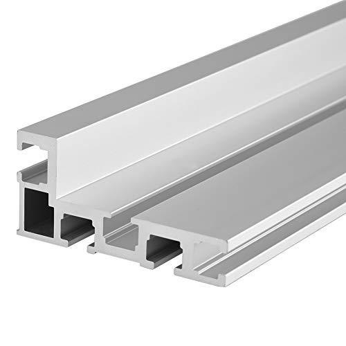 Respaldo de carpintería, sierra de cinta de respaldo universal de aleación de aluminio de mano de obra fina de 800 mm adecuada para trabajos de carpintería