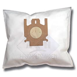 A&H Haushaltswaren – Confezione da 20 sacchetti per aspirapolvere compatibili con Hoover Telios Plus TE70_TE75 011