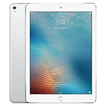 Apple iPad Pro Tablet (9.7 inches inch, 128GB, Wi-Fi Only), Silver