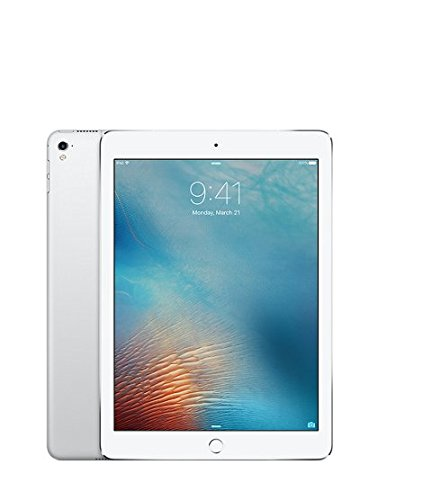Apple iPad Pro Tablet (9.7 inch, 32GB, Wi-Fi Only), Silver