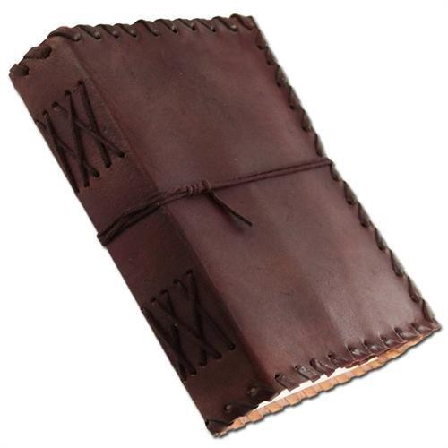 journaux en cuir Cuir Renaissance Handmade Medieval Diary Journal Pensée livre par Armory Replicas