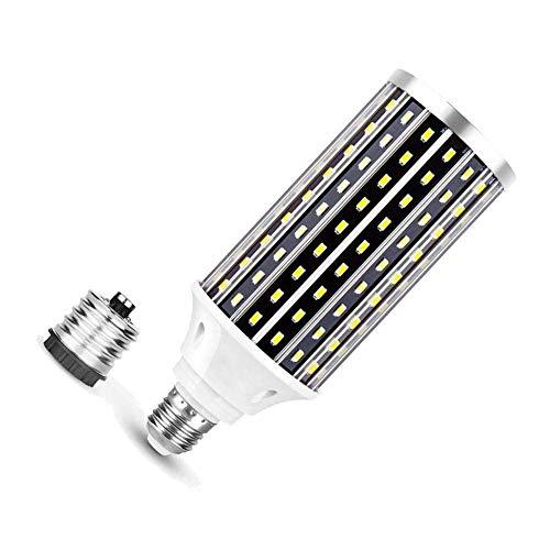 E27 Edison LED Lampe Superhelle Mais Licht LED Glühbirne LED Lampe Mais Licht 50W Ersatz 500W Glühlampe Mit E39 Lampensockel 5400LM 6000K 360° Abstrahlwinkel LED Leuchtmittel Energiesparlampe -