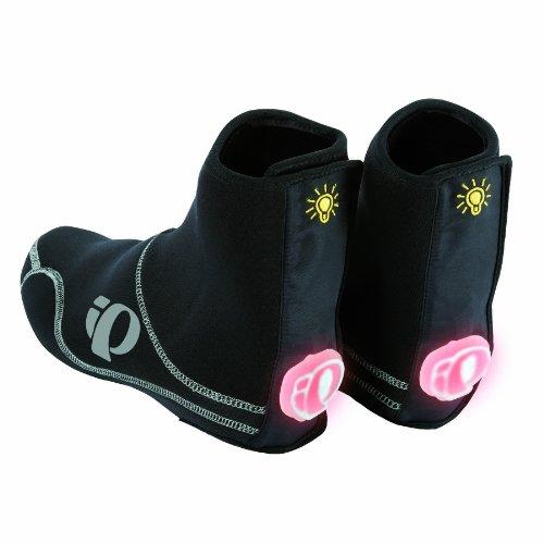 Pearl Izumi Shine-Couvre-chaussures noir - Noir