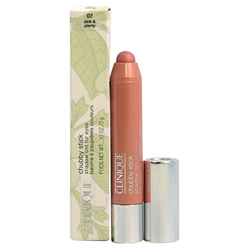 Clinique Chubby Stick Shadow Tint for Eyes Lidschatten Nr. 07 pink and Plenty 3g