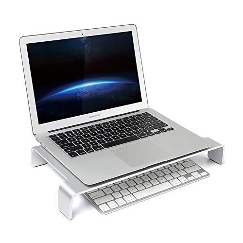 Monitorständer, Bildschirmständer Bildschirmerhöhung Schreibtischaufsatz Laptopständer für...
